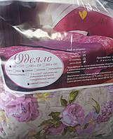 Одеяло полуторное La Bella бязь на халлофайбере