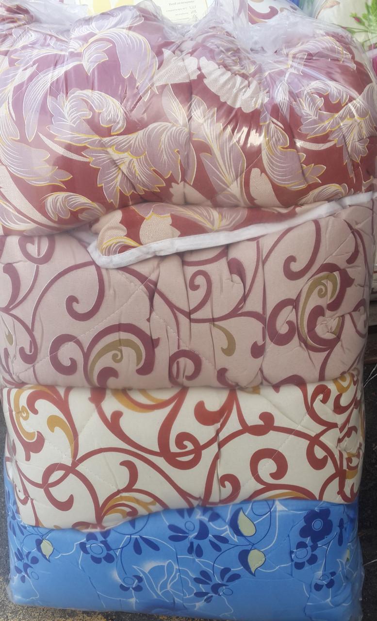 Полуторное одеяло La Bella бязь на халлофайбере