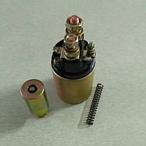 Втягивающee электростартера 178F скоба, фото 3