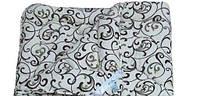 Двухспальноя закрытое одеяло с овечьи шерсти + бязь вензель хит сезона, фото 1
