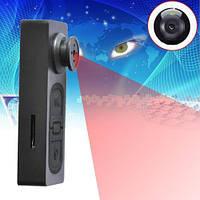 HD Buttonrec Скрытая камера в виде пуговицы