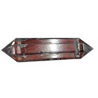 Двухголовый кристалл горного хрусталя подвеска , Изделия из хрусталя