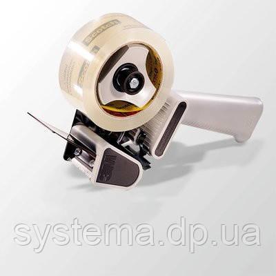 3M Scotch Tape Dispenser H-180 - Ручний, компактний диспенсер для заклеювання коробів, фото 2