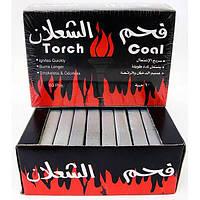 Уголь для кальяна (20 пластин/уп)(13х9,5х5 см) , Кальяны