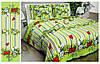 Красивое постельное белье бязь оптом и в розницу полуторное