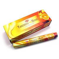 Tangerine Honey (Медовый мандарин)(Hem)(6/уп) шестигранник , Благовония и аксессуары