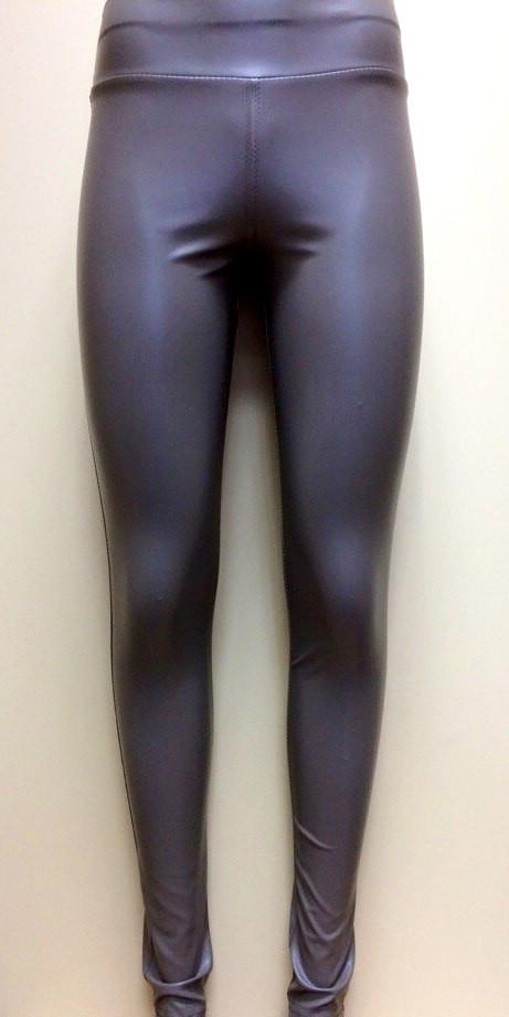 Стильные женские лосины кожа , фото 1