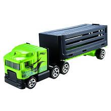 Вантажівка трейлер Hot Wheels