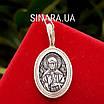 Серебряная Ладанка Святая Матрона, фото 4