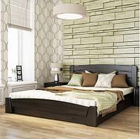Кровать двуспальная Селена-Аури с подъемным механизмом тм Эстелла