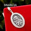 Серебряная Ладанка Святая Матрона, фото 3