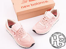 Женские кроссовки New Balance 999 Pink, фото 3