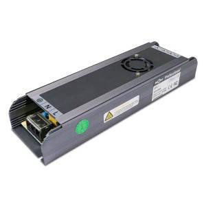 Блок питания 250W Professional для светодиодной ленты DC12 BPU-250 21А, фото 2