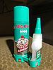 Двухкомпонентный супер клей SegaFiX , гель , 50mm с активатором 200mm, фото 3
