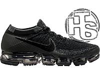 Мужские кроссовки Nike Air Vapormax Flyknit Black/Dark Grey 849558-007