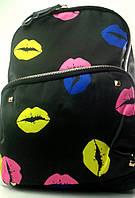 Текстильные рюкзаки в ассортименте