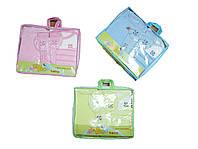 Новорожденка сумочка. 7 предметов. Для мальчика или девочки. Джим-Джим, фото 1