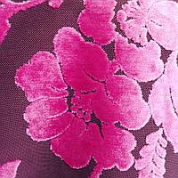 Мебельная ткань обивочная шенилл на флоке с люрексовой ниткой ширина ткани 150 см сублимация 3065, фото 1