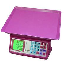 Весы торговые Олимп ACS-802 (40кг)