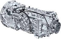 Коробка передач б.у. ZF16S.