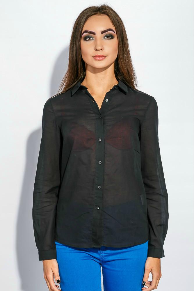 43ef1a5ac2d Рубашка Женская Темная 392F004-3 (Темно-синий) — в Категории