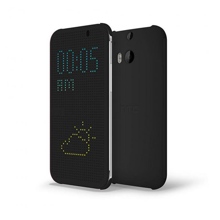 Чехол-книжка Dot View для HTC One X9