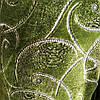 Мебельная ткань велюр ковровка производства Турция на натуральной шелковой основе сублимация 5044-зеленый