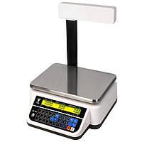 Весы торговые DS-782P Digi до 30 кг, фото 1