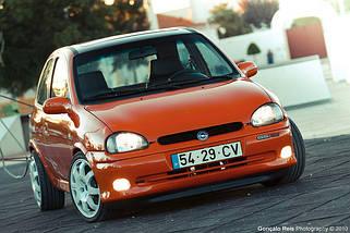 Тюнинг Opel Corsa B (02.1993-10.2000)