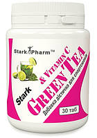 (Пробник) Жиросжигатель Stark Pharm - Green Tea + Vit C (1 капсула)