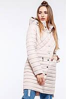 Женская удлиненная демисезонная курточка Теона