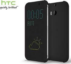 Чехол - книжка Dot View для HTC Butterfly 3
