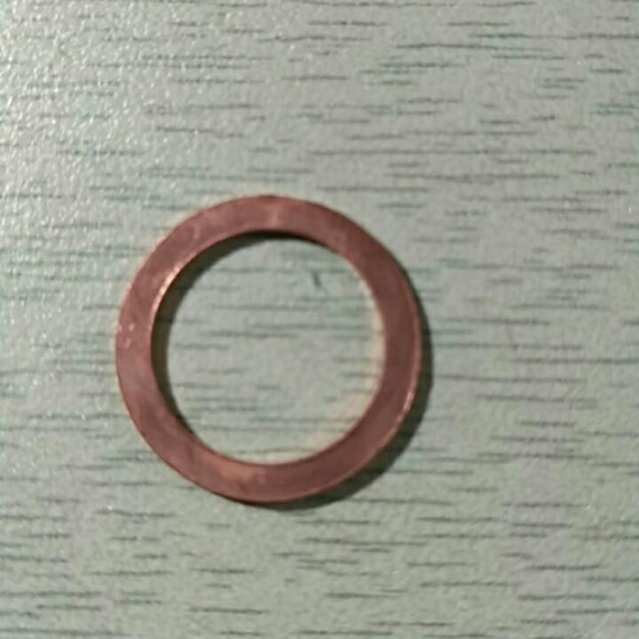 Шайба уплотнительная форсунки R175, R180