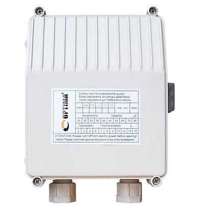 Пульт управления для глубинного насоса Optima 1.5кВт, фото 2