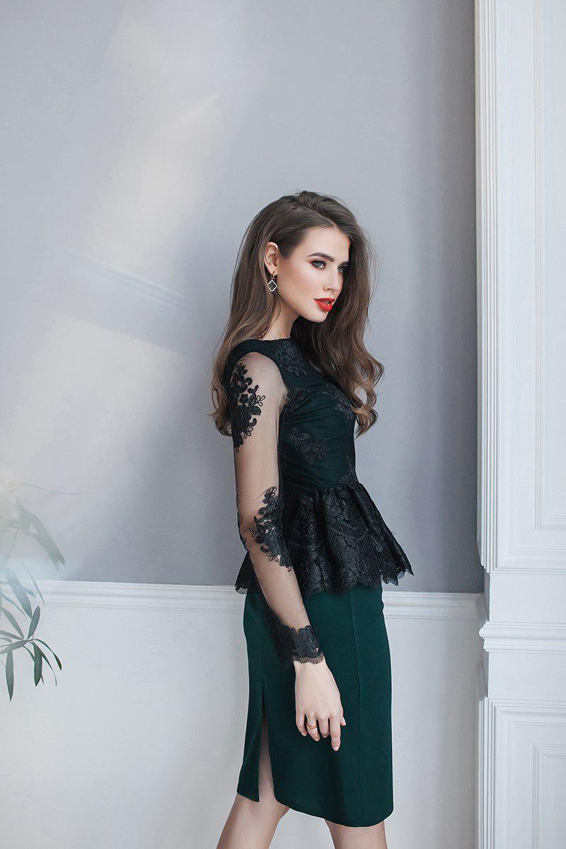 Женское платье Баско