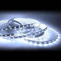 Светодиодная лента 5050, 12V, 5м, белый
