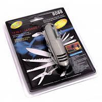 Нож перочинный (14в1)(9х2,5х2 см) , Ножи, замки
