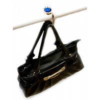 """Сумкодержатель для женской сумочки со стразами """"Кристалл"""" , Украшения"""