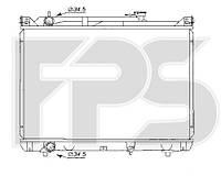 Радиатор охлаждения двигателя Suzuki Grand Vitara (98-05) 2.7 МКПП (FPS)