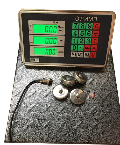 Товарные весы TCS-102-A 150 кг