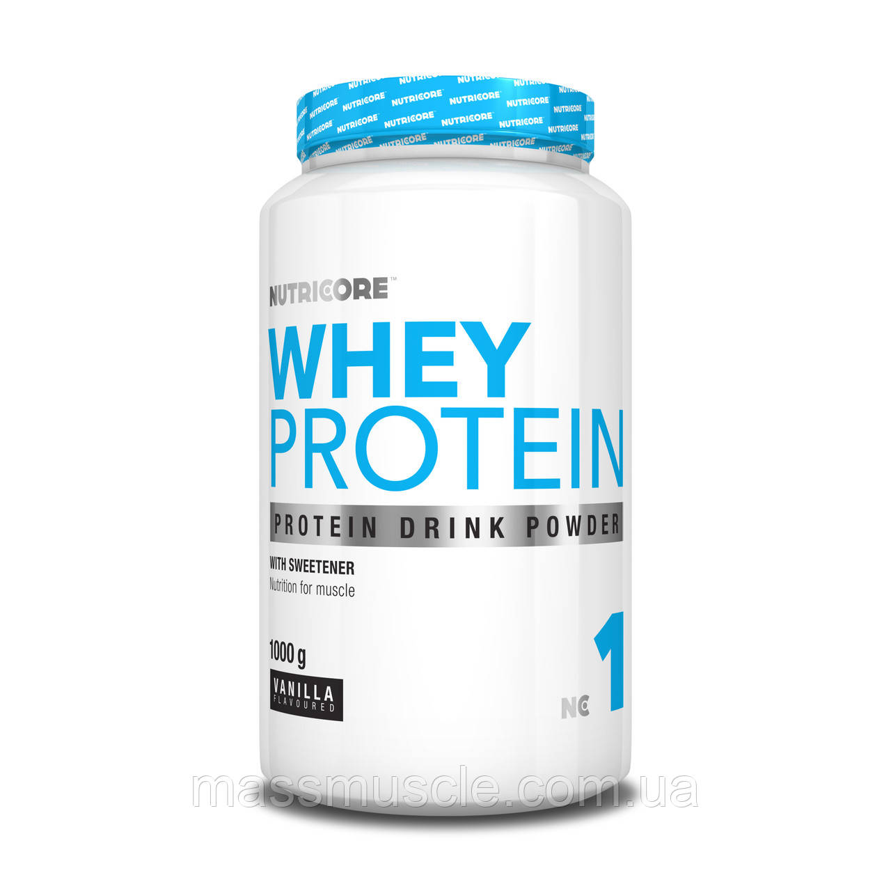 Протеин Nutricore Whey Protein 1000 g