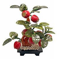 Яблоня (8 яблок)(25х25х10 см) , Деревья счастья