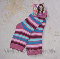 Женские махровые термо-носки, разные цвета