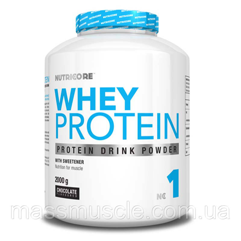 Протеин Nutricore Whey Protein 2000 g