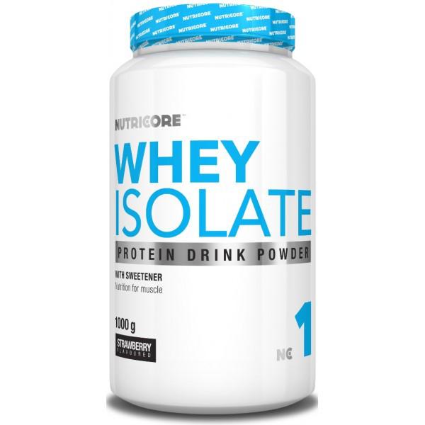 Протеин Nutricore Whey Isolate 1000 g