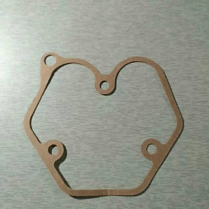 Прокладка клапанной крышки три болта 178f, фото 2