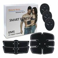 Массажер Mobile-Gym EMS Trainer 3в1 электропояс