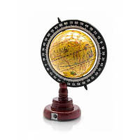Глобус на подставке с точилкой для карандашей (18х11х7 см)(8,5) , Глобусы
