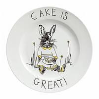 Тарелка Замечательный тортик, фото 1
