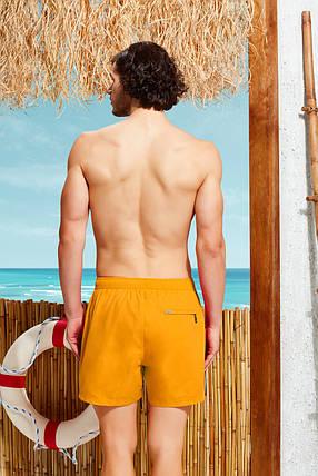Желтые мужские шорты  Doreanse 3808, фото 2